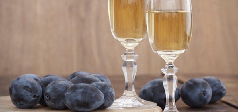 Рецепт домашнего ликера из слив на водке