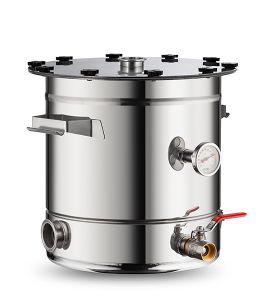 Перегонный куб AquaGradus Универсал 35 литров (на болтовых соединениях)