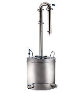 Самогонный аппарат AquaGradus Стандарт - комплект 100 литров