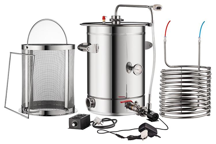 Домашняя пивоварня. Aquagradus CraftMaster